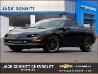 Pre-Owned 1994 Chevrolet Camaro Z28 VIN 2G1FP22P8R2155007 Stock Number 14115P