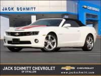 Pre-Owned 2011 Chevrolet Camaro 2SS VIN 2G1FT3DW6B9194925 Stock Number 41002-1