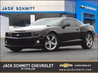 Pre-Owned 2011 Chevrolet Camaro 2SS VIN 2G1FK1EJ4B9134443 Stock Number 14084P