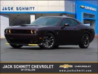 Pre-Owned 2021 Dodge Challenger R/T Scat Pack VIN 2C3CDZFJ1MH580581 Stock Number 14187P