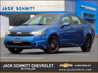 Pre-Owned 2010 Ford Focus SES VIN 1FAHP3GNXAW154138 Stock Number 41189-2
