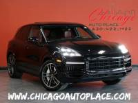 2019 Porsche Cayenne Turbo - 4.0L TWIN-TURBO V8 ENGINE ALL WHEEL DRIVE RED LEATHER HEATED/COOLED SEATS NAVIGATION BACKUP CAMERA POWER LIFTGATE