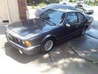 BMW 1982 635 CSi Coupe