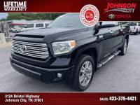 Pre-Owned 2014 Toyota Tundra 4WD Truck Platinum