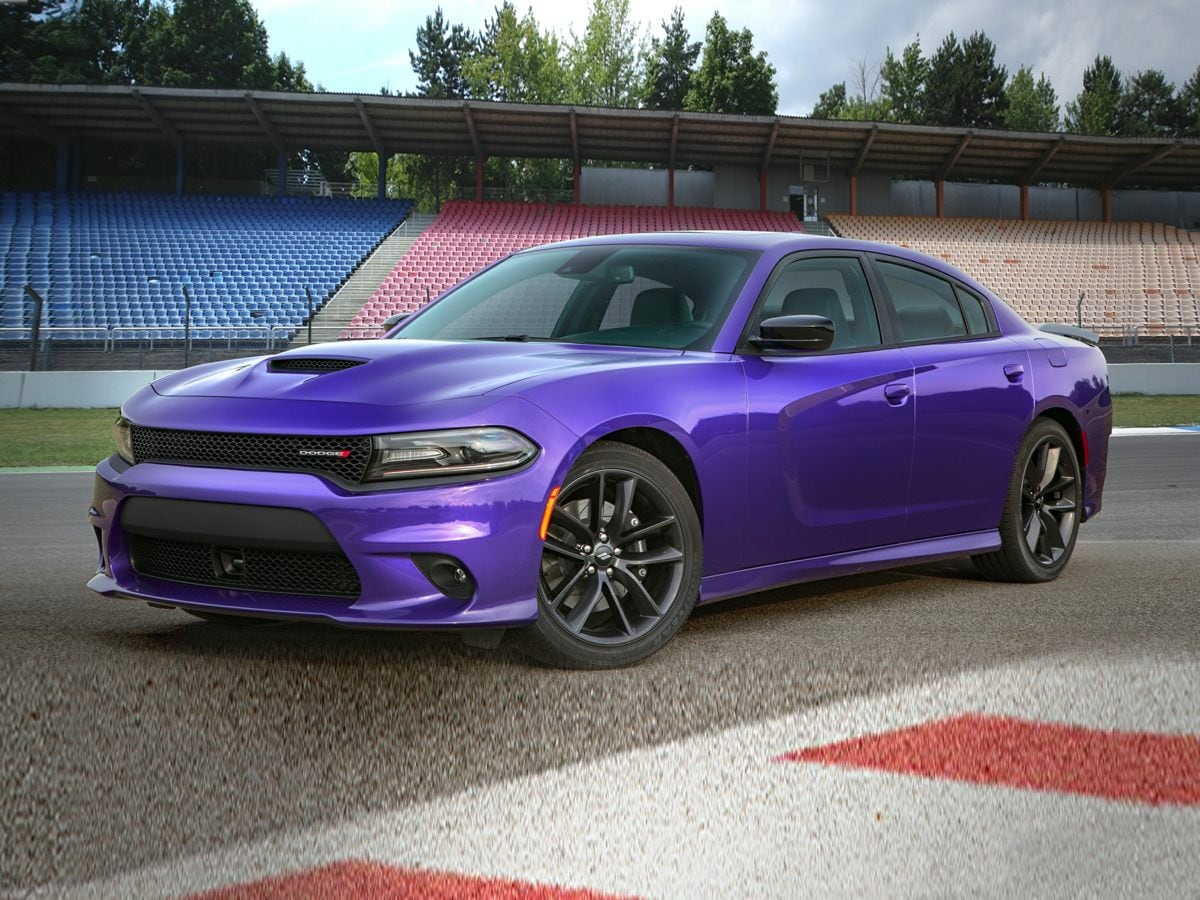 Photo 2019 Dodge Charger RT Scat Pack Sedan In Clermont, FL