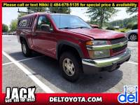 Used 2004 Chevrolet Colorado LS Z85 For Sale in Thorndale, PA | Near West Chester, Malvern, Coatesville, & Downingtown, PA | VIN: 1GCDT148648126238