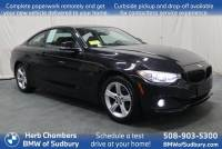 Pre-Owned 2015 BMW 428i xDrive Coupe in Sudbury, MA