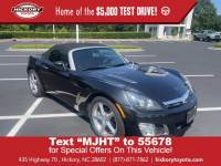 Used 2008 Saturn Sky Red Line Convertible