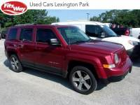Used 2016 Jeep Patriot High Altitude in Gaithersburg
