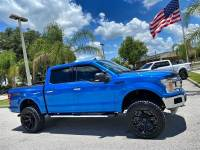 Used 2019 Ford F-150 CUSTOM LIFTED LEATHER 4X4 ECOBOOST