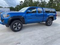 Used 2018 Toyota Tacoma TRD Sport Access Cab 6' Bed V6 4x4 AT