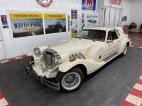 1986 Ford Zimmer -GOLDEN SPIRIT - LIKE NEW CONDITION - LOW MILES - SEE VIDEO