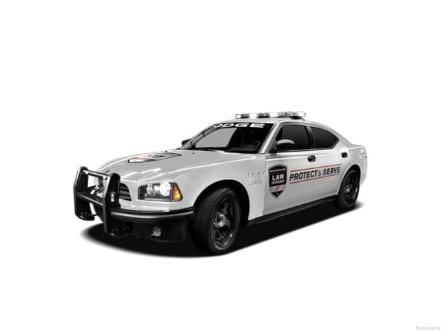 Photo 2012 Dodge Charger Police Sedan In Clermont, FL