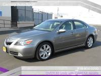 2009 Acura RL SH-AWD w/Tech 1-Owner Low Miles