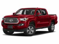 Used 2018 Toyota Tacoma TRD Sport Double Cab 5' Bed V6 4x4 AT