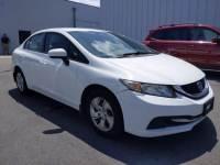 Used 2015 Honda Civic LX For Sale in North Charleston, SC | 2HGFB2F56FH538615