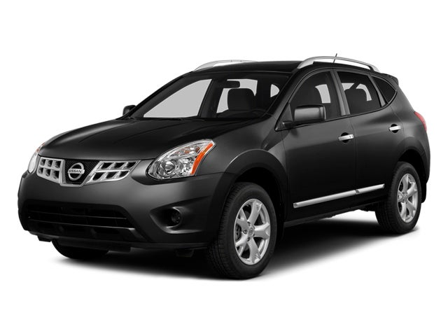 Photo 2014 Nissan Rogue Select S - Nissan dealer in Amarillo TX  Used Nissan dealership serving Dumas Lubbock Plainview Pampa TX