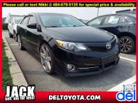 Used 2012 Toyota Camry SE For Sale in Thorndale, PA | Near West Chester, Malvern, Coatesville, & Downingtown, PA | VIN: 4T1BF1FK2CU155065