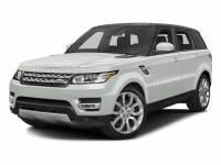Pre-Owned 2016 Land Rover Range Rover Sport 4WD 4dr V6 HSE VINSALWR2VF2GA544229 Stock NumberYGA544229