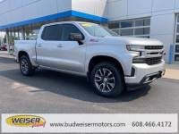 Certified Pre-Owned 2019 Chevrolet Silverado 1500 Crew Cab Short Box 4-Wheel Drive RST All Star Edition