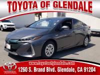 Used 2018 Toyota Prius Prime for Sale at Dealer Near Me Los Angeles Burbank Glendale CA Toyota of Glendale   VIN: JTDKARFP1J3085686