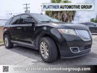 Pre-Owned 2011 Lincoln MKX fwd Wagon