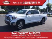 Used 2020 Toyota Tundra 4WD 4WD Limited CrewMax 5.5' Bed 5.7L