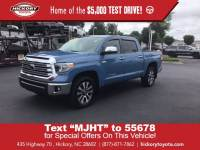 Used 2019 Toyota Tundra 4WD 4WD Limited CrewMax 5.5' Bed 5.7L