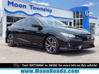 Used 2019 Honda Civic Si For Sale at Moon Auto Group   VIN: 2HGFC3A54KH754984