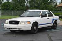 2011 Ford Crown Victoria Police Interceptor for sale in Flushing MI