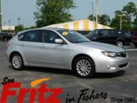 2008 Subaru Impreza Wagon (NY/NJ) i