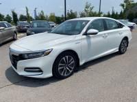 2018 Honda Accord Hybrid Base Sedan