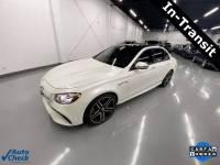 2019 Mercedes-Benz E-Class AMG E 63 S