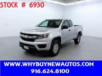 2018 Chevrolet Colorado ~ Extended Cab ~ Only 25K Miles!