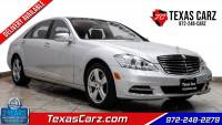 2011 Mercedes-Benz S 550 4MATIC for sale in Carrollton TX