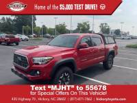 Used 2018 Toyota Tacoma TRD Sport Double Cab 5' Bed V6 4x4 MT