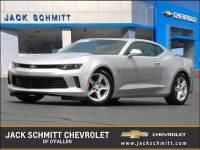 Certified Pre-Owned 2018 Chevrolet Camaro 1LT VIN 1G1FB1RX2J0110925 Stock Number 14185P