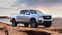 Pre-Owned 2017 Chevrolet Colorado 4WD Z71 VIN 1GCPTDE17H1201186 Stock Number 14244P