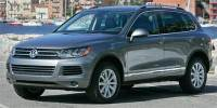Pre-Owned 2012 Volkswagen Touareg Lux VIN WVGEF9BP6CD008311 Stock Number 13956P-1