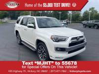 Used 2021 Toyota 4Runner Limited 4WD