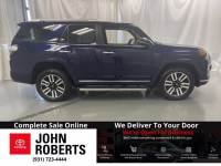 Certified Used 2015 Toyota 4Runner 4WD 4dr V6 Limited