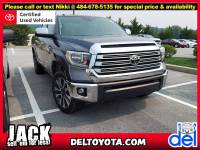 Certified Pre-Owned 2019 Toyota Tundra For Sale in Thorndale, PA   Near Malvern, Coatesville, West Chester & Downingtown, PA   VIN:5TFHY5F19KX831774