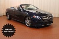 Certified Pre-Owned 2018 Mercedes-Benz E-Class E 400 in Fort Myers