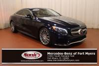 Pre-Owned 2016 Mercedes-Benz S-Class S 550 in Fort Myers