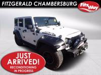 Used 2013 Jeep Wrangler Unlimited Sahara in Gaithersburg