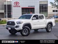 Used 2020 Toyota Tacoma 4WD TRD Off Road Double Cab 5' Bed V6 AT