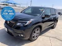 Used 2019 Honda Passport EX-L For Sale in Bakersfield near Delano   5FNYF7H54KB000968
