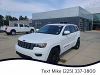 Used 2018 Jeep Grand Cherokee Altitude SUV
