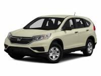 Pre-Owned 2015 Honda CR-V LX