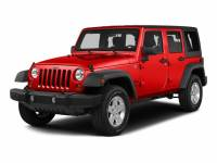 Pre-Owned 2015 Jeep Wrangler Unlimited Unlimited Sport Convertible